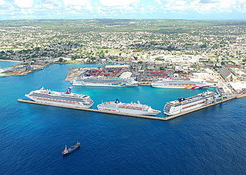 Gill Martin Keith Spud Kev And Gillie Proposed Caribbean - The thomson dream cruise ship